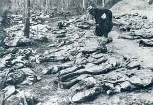 De doden van Katyń