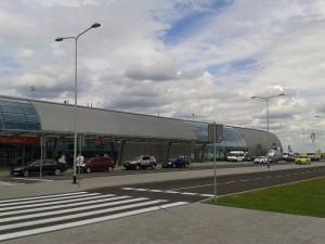 Modlin luchthaven