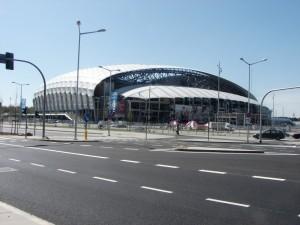 Gemeentelijk stadion in Poznań