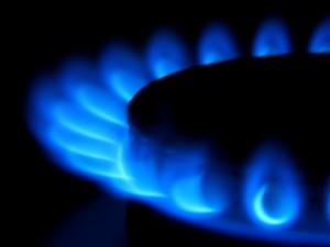 Leisteen gas