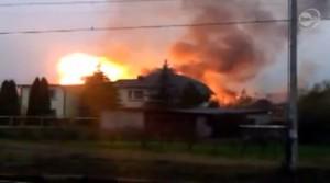 Gas explosie Janków Przygodzki