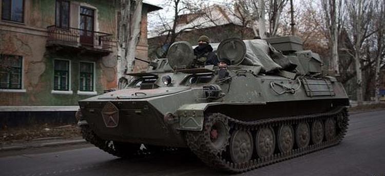 Oost Oekraïne