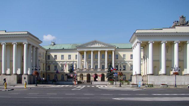 Gemeentehuis Warschau