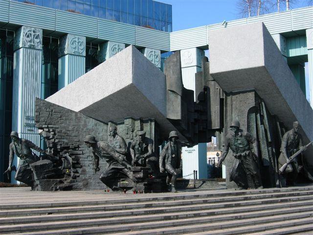 Opstand Warschau