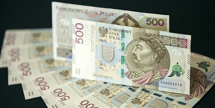 500 zloty