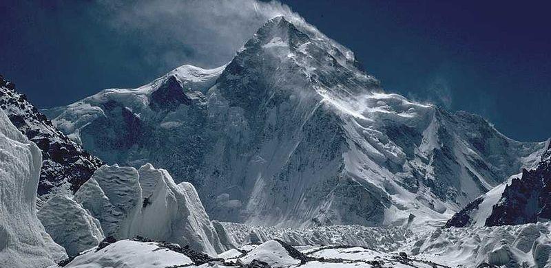 K2 bergbeklimmen