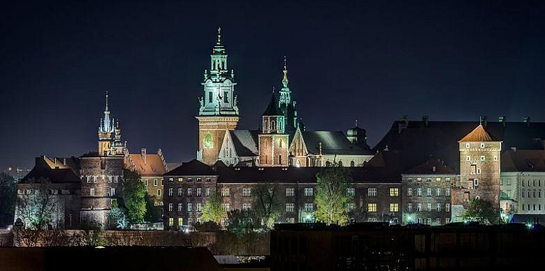 Wawel Dusk