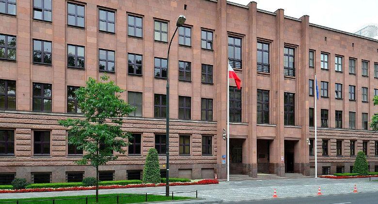 buitenlandse zaken Warschau