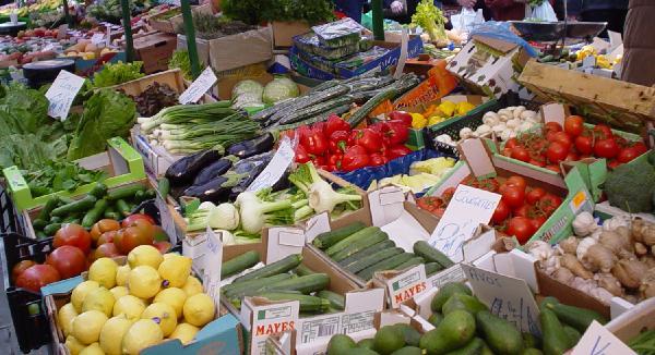 Voedsel verdelingsfaciliteit