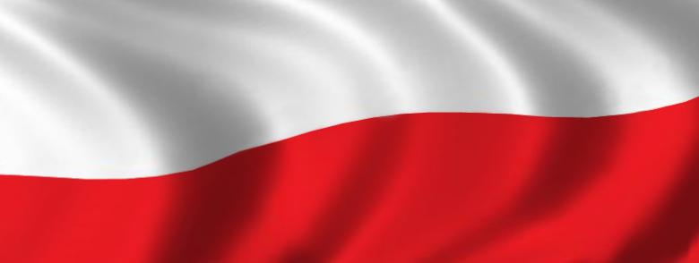 Richtlijnen Poolse vlag