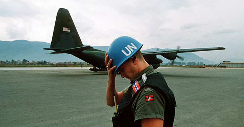 VN vredesmacht