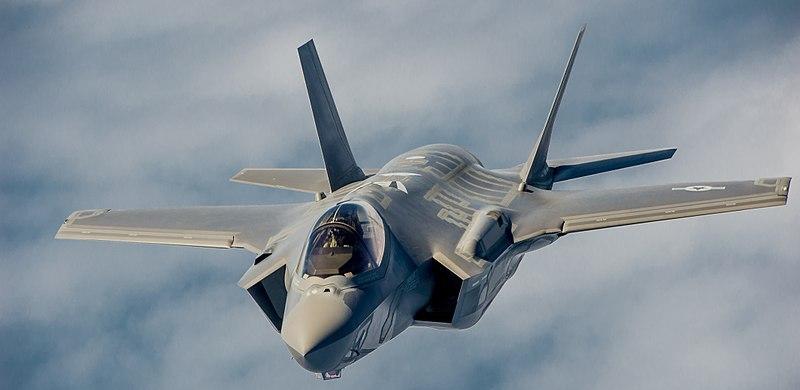 Amerikaanse F-35 gevechtsjager