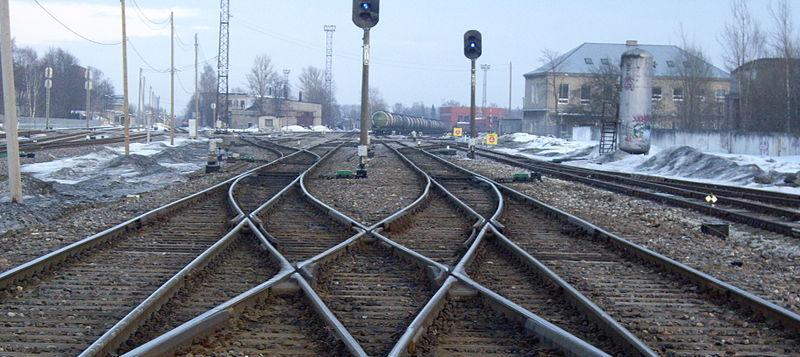 spoorwegknooppunt
